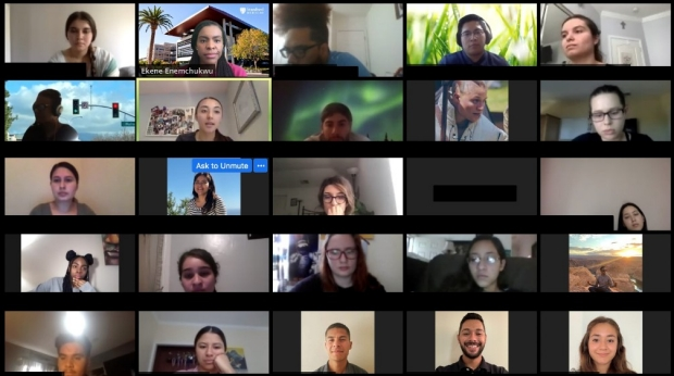 Stanford Summer Community College Pre-Medical Program Virtual Event